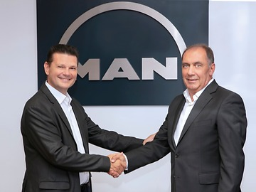 Francisco Valero, nuevo director de Post-Venta de MAN Truck & Bus Iberia