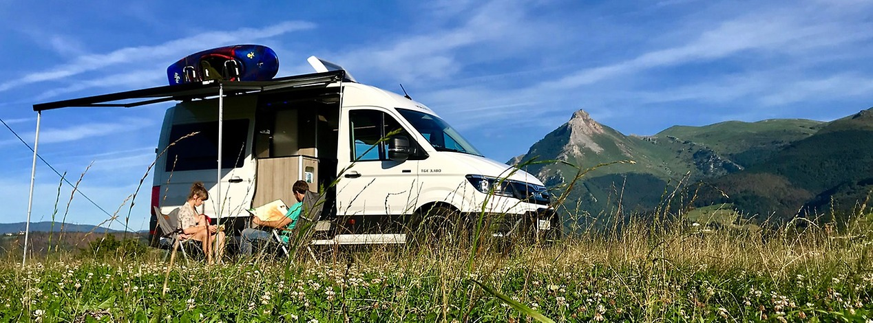 La MAN TGE amplía horizontes con su primera versión Camper 4×4 camperizada en España