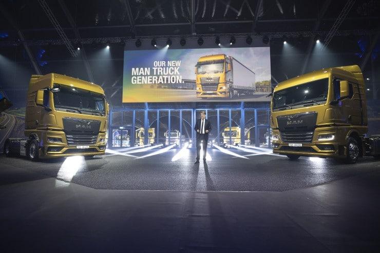 MAN Truck & Bus presenta la nueva generación de camiones